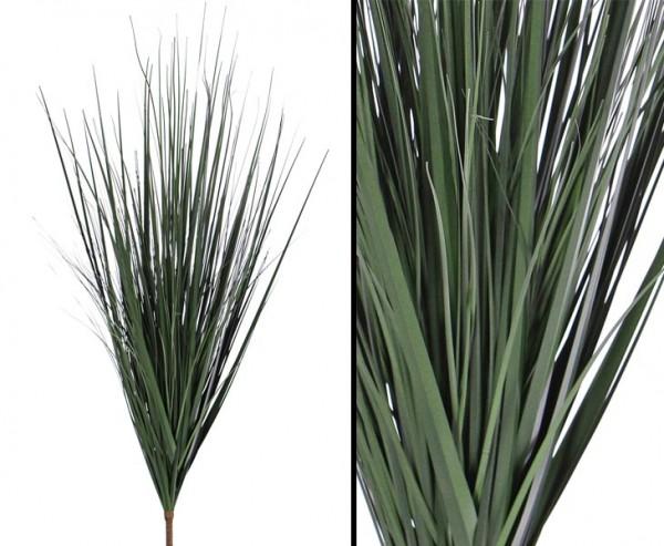 Gras Büschel künstlich Höhe ca. 70cm, schwer entflammbar