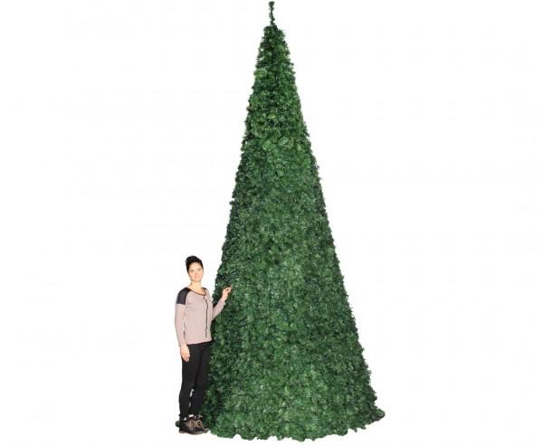 Mega Weihnachtsbaum 860cm als Ringsystem mit B1 Nadeln