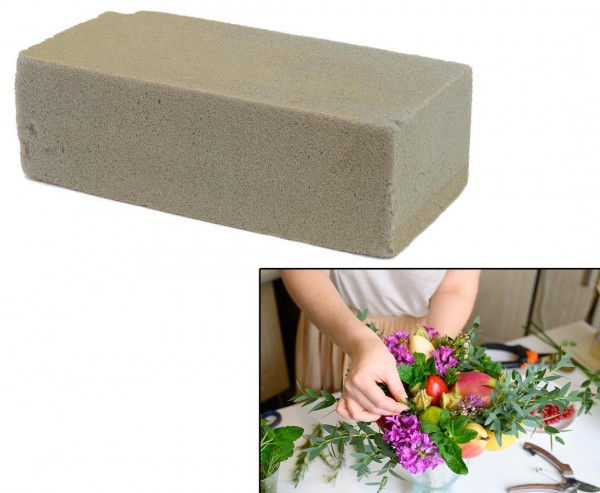 Steckmasse für Steckpflanzen 23x11x6,5cm