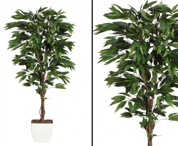 Künstlicher günstiger Mangobaum 150cm