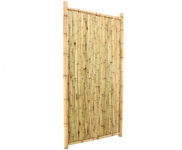 """Sichtschutzwand aus Bambus """"TEN"""" 180 x 120cm"""