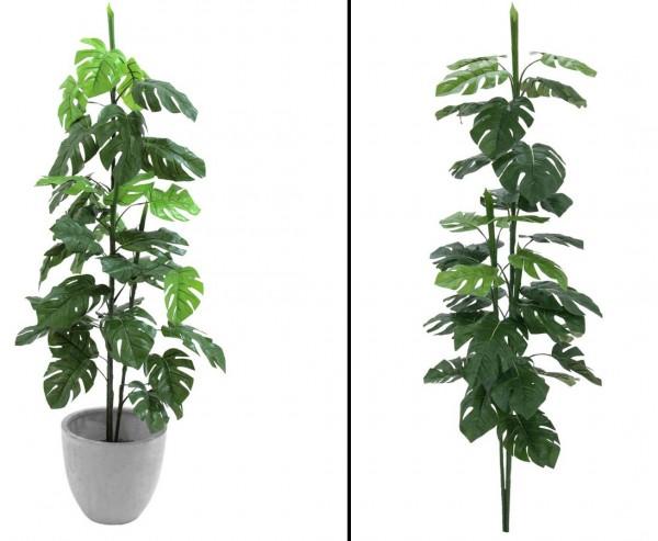 Splitphilodendron günstige Kunstpflanze, 150cm