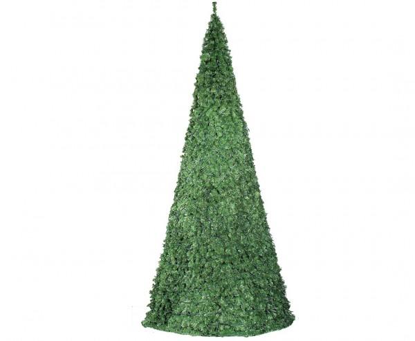 Künstlicher Tannenbaum XXL mit 930cm, Ringsystem mit B1 Nadeln