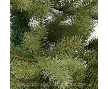 Künstlicher Weihnachtsbaum Kaufen.Künstlicher Tannenbaum Colorado Mit 1283 Pe Nadelzweige Höhe 210cm
