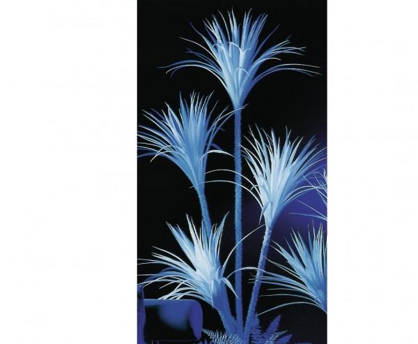 Kunstpalme Yucca 4 fach Stamm, uv-weiss, 180cm