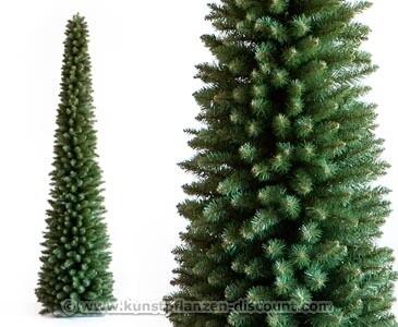 Künstliche Weihnachtsbaum Säule, Höhe 150cm