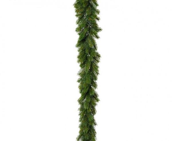 Tannengirlande künstlich mit 160 PE Nadelzweige Länge 120cm
