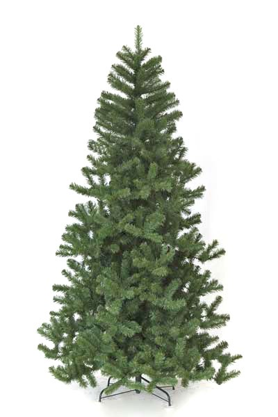 Weihnachtsbaum künstlich Oslo grün 150cm Schwer entflammbar