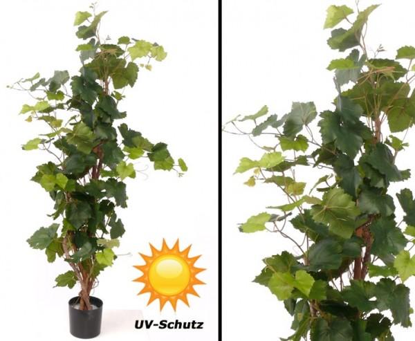 Rebstock, UV safe, 136 Blätter, Höhe ca. 120cm
