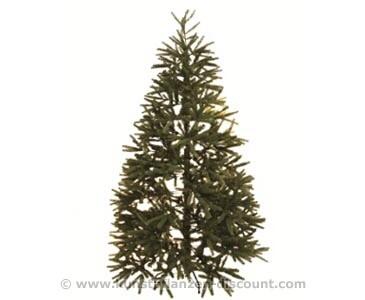 Künstlicher Christbaum mit PE und PVC Nadel Mix, Höhe ca. 230cm, incl. Ständer