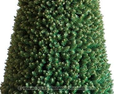 Künstliche Tannenbaum.Künstliche Tannenbaum Pyramide Höhe 240cm