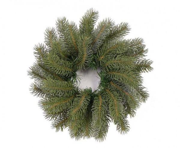 Weihnachtskränze mit 40 PE Tannenzweigen, Durch. 40cm
