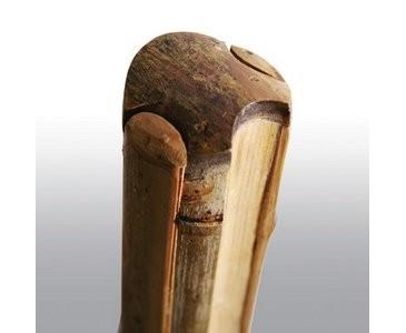 "Bambus Pfosten, ""TEN"" 200cm, Universal"
