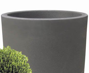 Gut gemocht Blumenkübel rund aus Kunststoff Tonfarben günstig shoppen FM18