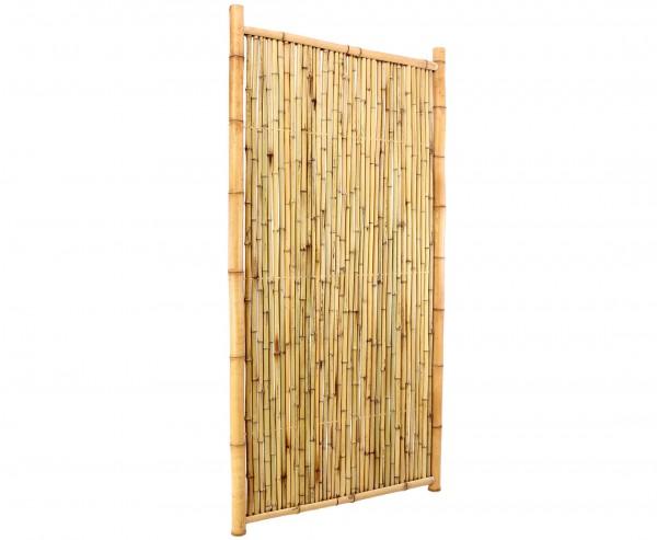 """Sichtschutzwand aus Bambus """"TEN"""" 180 x 90cm"""