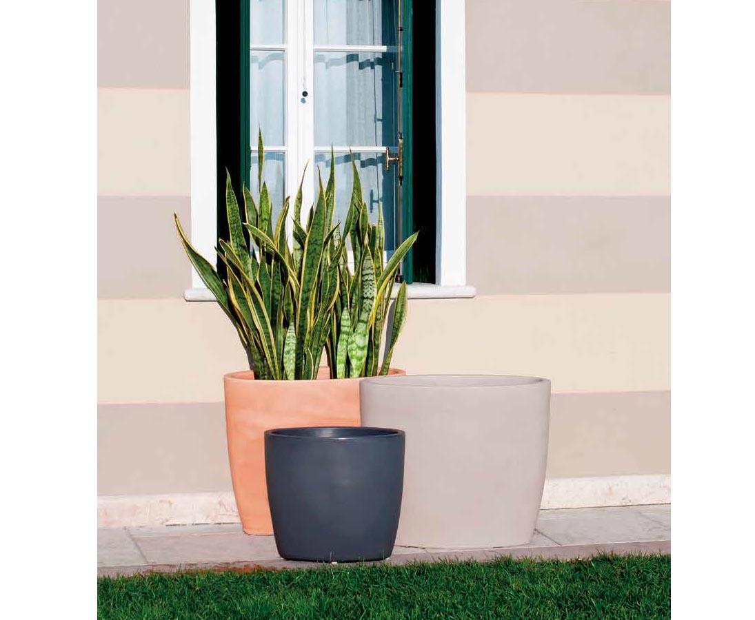 gro er pflanztrog 70x40cm havanna farbig jetzt kaufen. Black Bedroom Furniture Sets. Home Design Ideas