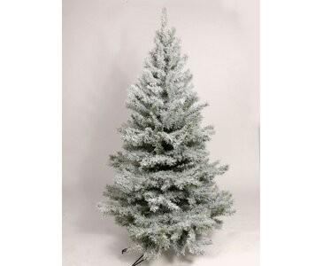 """Künstlicher Weihnachtsbaum, """"Supersnow"""", mit 593 Tannennadel Spitzen, Höhe ca. 180cm"""