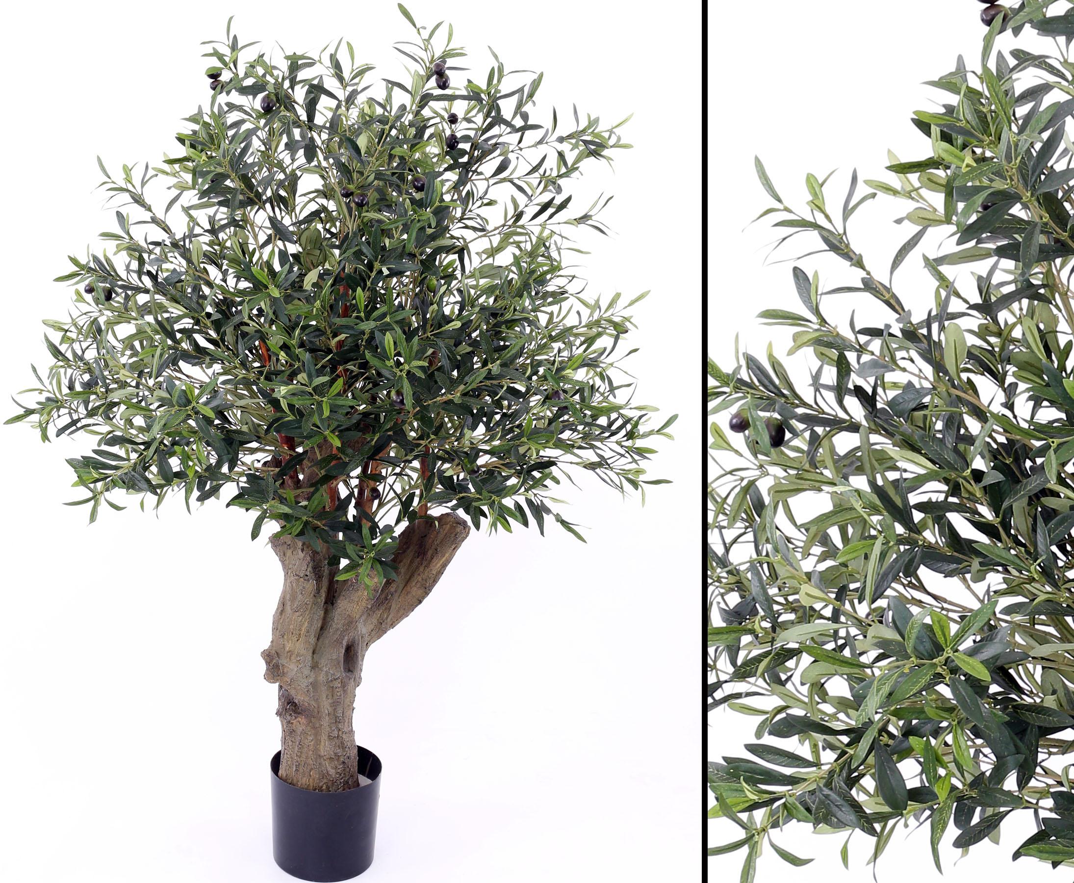 Künstlicher Olivenbaum mit 140cm günstig kaufen