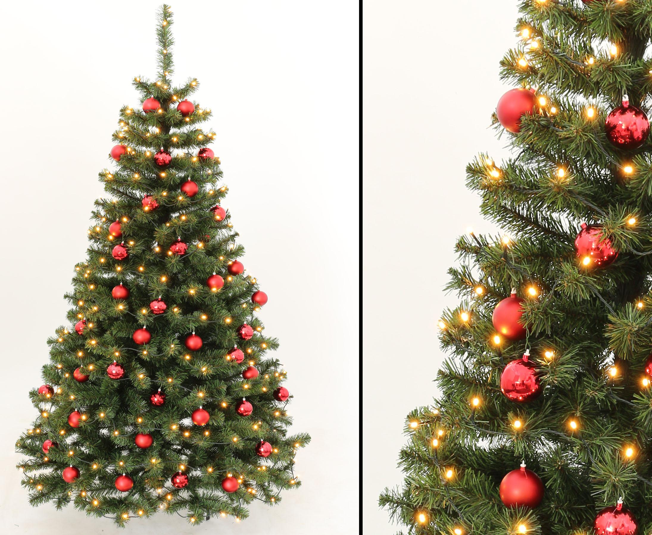 weihnachtsb ume mit beleuchtung g nstig online kaufen. Black Bedroom Furniture Sets. Home Design Ideas