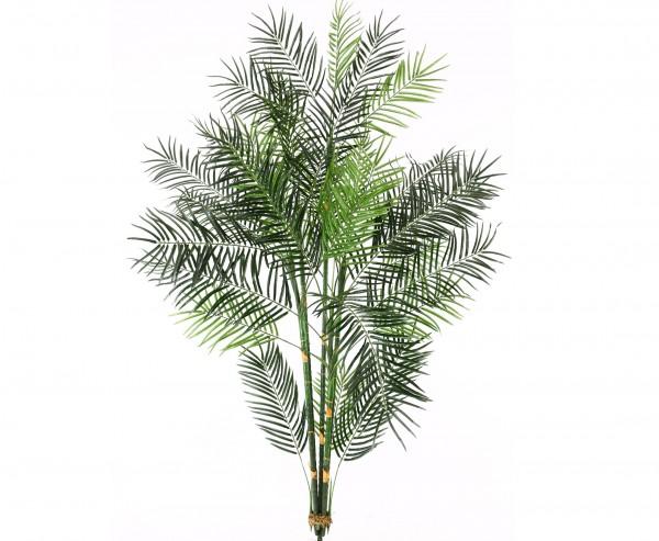 Künstliche Areca Palme 135cm hoch Steckpflanze