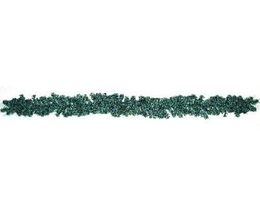 Künstliche Blautannengirlande, 270cm lang Ø 20cm