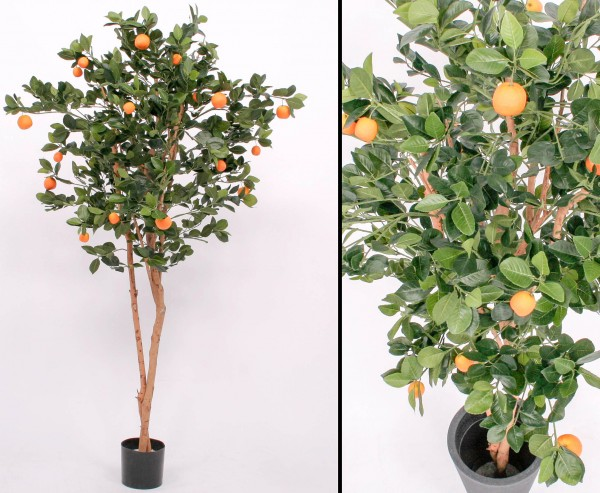 Künstlichen Orangenbaum mit 23 Früchte online bestellen