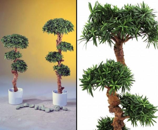 Bonsai Kunstbaum mit 6960 Blättern, 180cm