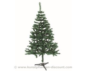 Künstlicher Weihnachtsbaum mit 1114 Nadeln Höhe ca. 210cm