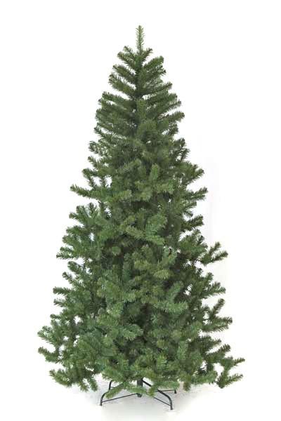 Weihnachtsbaum künstlich grün Höhe 180cm Schwer entflammbar