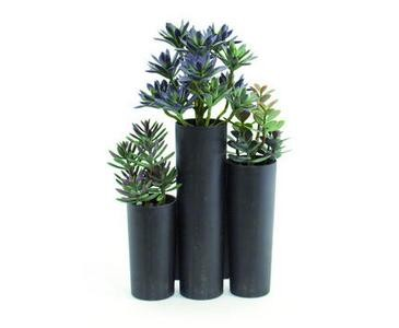k nstliches sukkulenten trio 43cm hoch online bestellen. Black Bedroom Furniture Sets. Home Design Ideas