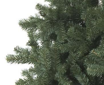 Weihnachtsbaum künstlich Oslo grün Höhe 210cm  Schwer entflammbar