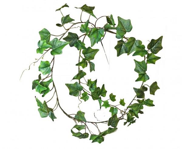 Efeugrilande 180cm mit 68 grüne künstliche Blätter
