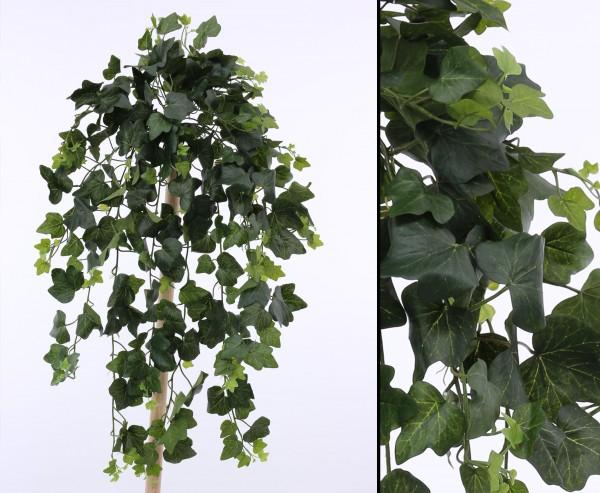 Künstlicher Girlanden Busch Hedera Gala mit UV Schutz 75cm, 323 Blätter