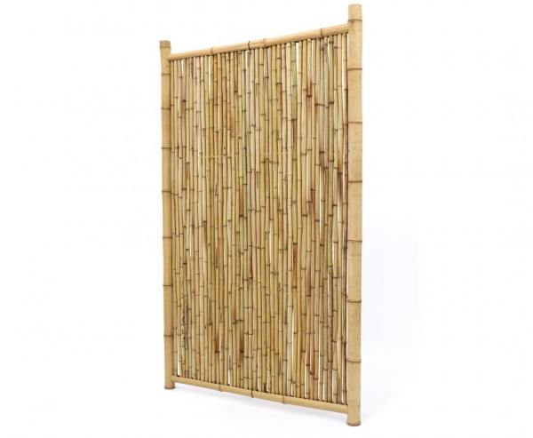 """Sichtschutzwand aus Bambus """"TEN"""" 150 x 90cm"""