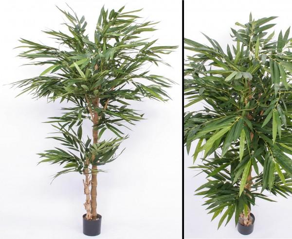 Bambus Kunstbaum 180cm Premium Qualität im Special Look