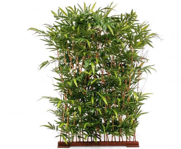 Bambushecke Blätter mit UV Schutz in den Abmessungen 120x180cm