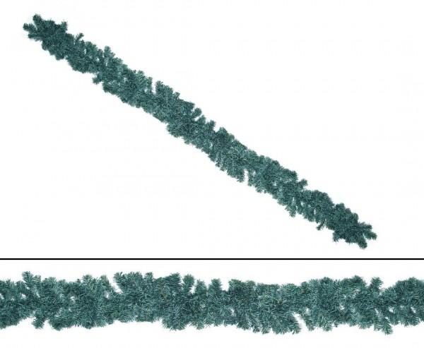 Künstliche Blautannengirlande 270cm lang Ø 20cm