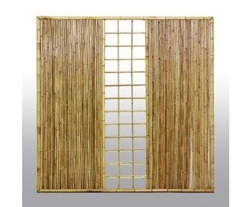 sichtschutzwand aus bambus hier g nstig online bestellen. Black Bedroom Furniture Sets. Home Design Ideas