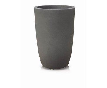 blumenk bel aus kunststoff anthrazit farbig online bestellen. Black Bedroom Furniture Sets. Home Design Ideas