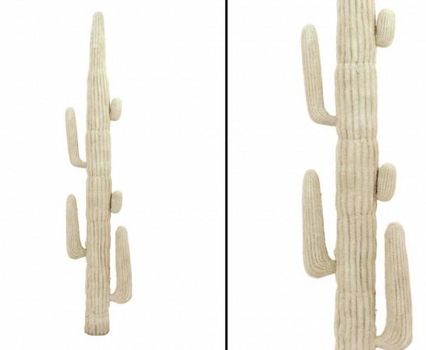 Mexikanischer Kaktus in naturweiß mit 210cm