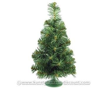 Deko Tannenbaum grün, Höhe 45cm