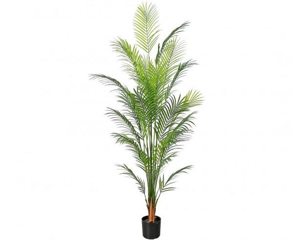 Künstliche Palme Areca mit 150cm und 14 Palmwedel