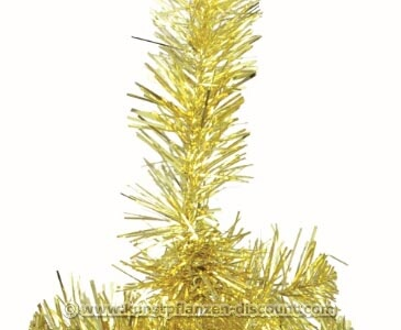 kleiner k nstlicher tannenbaum gold mit 45cm im shop bestellen. Black Bedroom Furniture Sets. Home Design Ideas