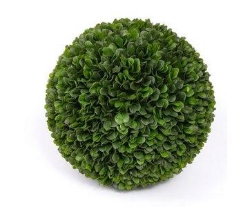 Orangenblatt Ball, mit einem Durchmesser von 40cm, 907 Blätter